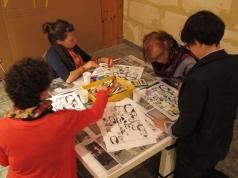 Aléa #1, dans le cadre d'Exodo, Bordeaux, octobre 2011.
