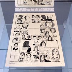 Aléa #2, dans le cadre de l'Institut cultutrel Bernard Magrez, 100 affiches numérotées, impression numérique noir et blanc sur papier ivoire 160 g, Bordeaux, octobre 2011.