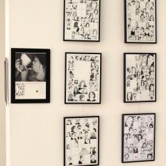 Série présentée au 3ème salon Boesner, à l'espace des Commines à Paris 3ème, mai 2012.