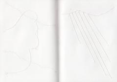 bplp carnet 05, papier cousu, 21 x 15 cm.