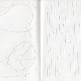 bplp carnet 07 papier cousu, 21 x 15 cm.