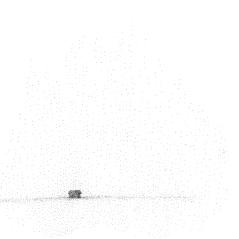 bplp 04, pointe tubulaire sur papier, carnet 21 x 15 cm.