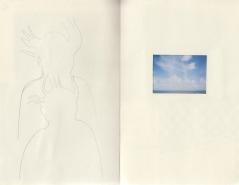 Carnet DT 2014, feutre sur papier, 21 x 26 cm
